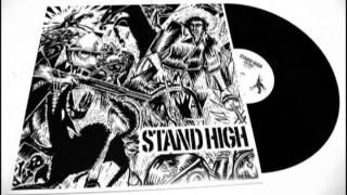 "PUPAJIM / STAND HIGH PATROL : ""Business of war"" (12inch - SHRecords - SH001)"