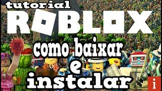 HOW TO DOWNLOAD AND INSTALL ROBLOX 2019 FULL