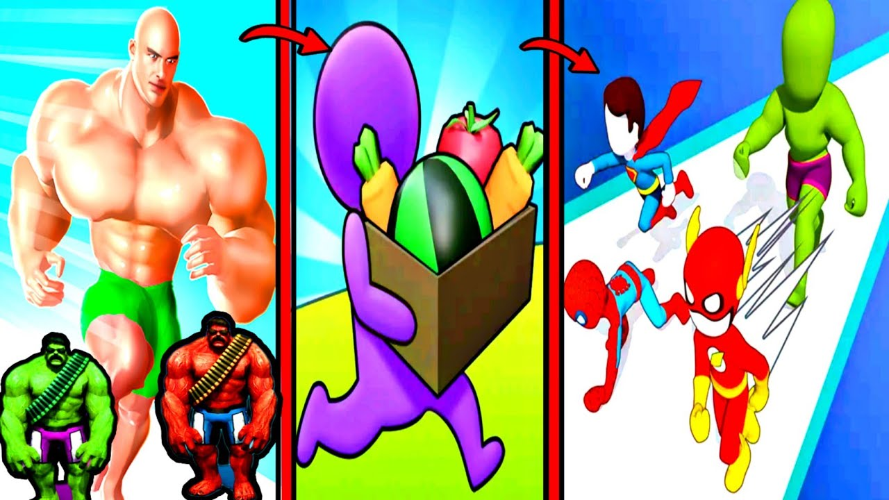 Waight Runner game, Destiny Run, Join & Clash, Gun Master, Stretch Power Gameplay   3d games