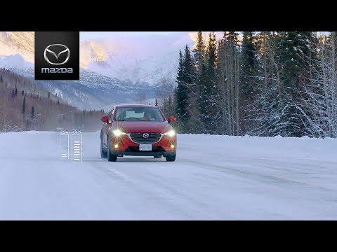 Der i-ACTIV Allradantrieb im Mazda CX-3