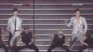 DBSK / TVXQ Maximum + Keep Your Head Down + Rising Sun Live