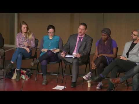 Parents In Performing Arts Launch - Panel and Q&A