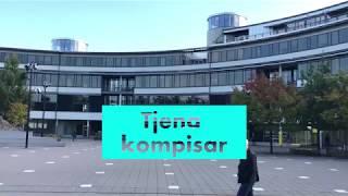 Учёба в Швеции, мой университет в Стокгольме.