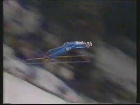 Matti Nykänen Ski Flying Kulm