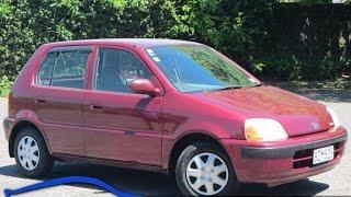 1996 Honda Logo Economical!  Manual!  Hatchback! * * Cash4Cars ** ** SOLD