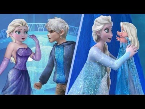 Disney Princess Elsa Love Problems and Newborn Baby Puzzle ...