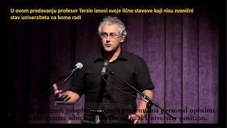 Prof. dr. Tomislav Terzin - OD KRVI AVELJA KOJA VICE SA ZEMLJE DO KRVI HRISTA KOJA SPASAVA