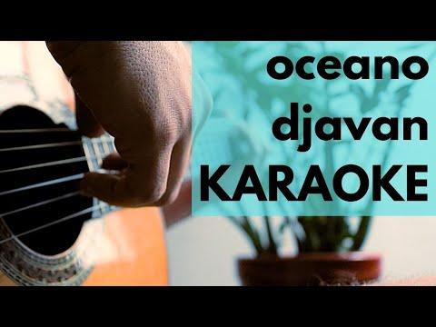 Oceano, Djavan - Karaokê Acústico