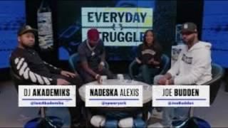Joe Budden went hard on Dj Akademiks on Everyday Struggle 125