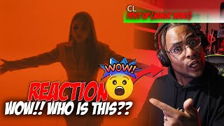 CL +POST UP+ Official Video || Reaction (WOW! WHO'S THIS??)