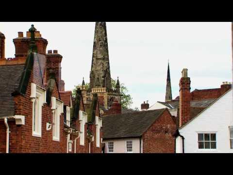 Darwin's Shrewsbury