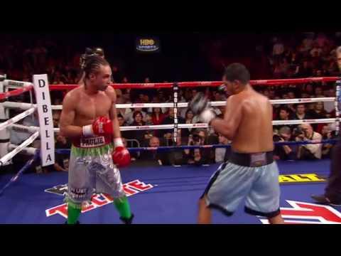 Juan Diaz vs. Paulie Malignaggi II: Highlights (HBO Boxing)