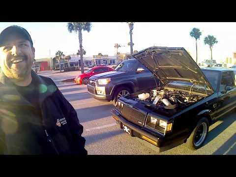 650HP Methanol Injected Buick Grand National