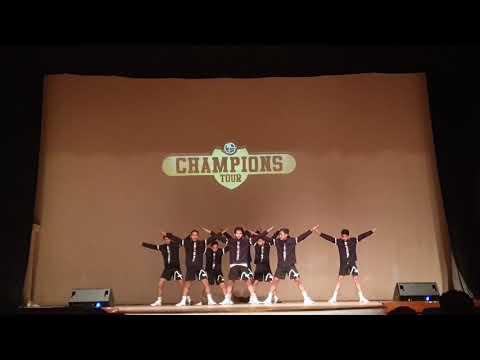 Champions Tour - X-team (open)