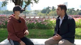 Student from Hong Kong living in Guangzhou explains turmoil