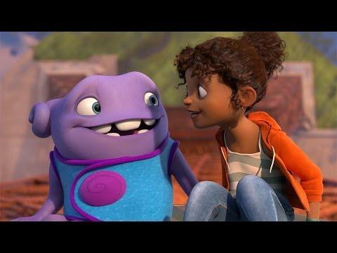 DreamWorks' HJEM - Officiel trailer - Danmark