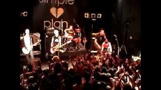 Simple Plan - God Must Hate Me (Live in Sapporo 2002)