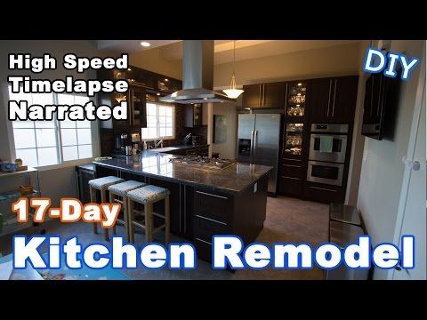 kitchen-remodeling-timelapse-narrated