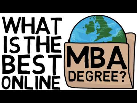What Is The Best Online MBA?