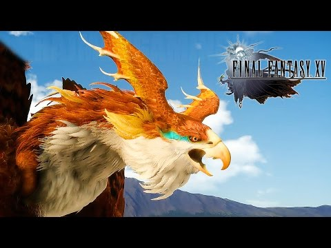 Final Fantasy XV - World of Wonder: Waterside @ 1080p HD ✔ Final Fantasy 15