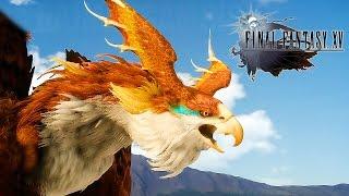 Final Fantasy XV - World of Wonder: Waterside @ 1080p HD ✔ Final Fantasy 15