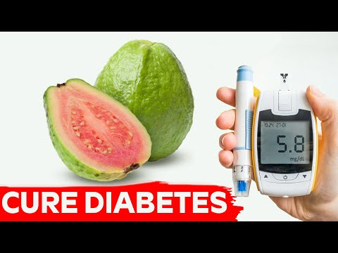 Guava Will Help To Cure Diabetes - How Does Guava Control Blood Sugar Level