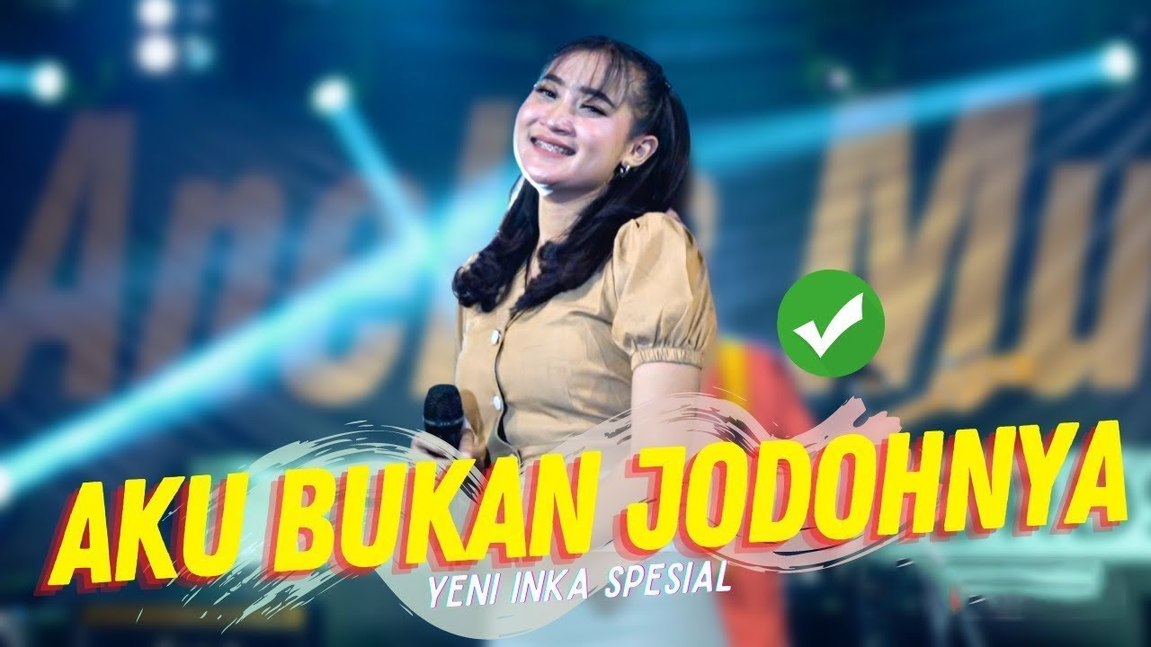 Download Yeni Inka - AKU BUKAN JODOHNYA (Official Music Video ANEKA SAFARI) |  Tri Suaka Nabila