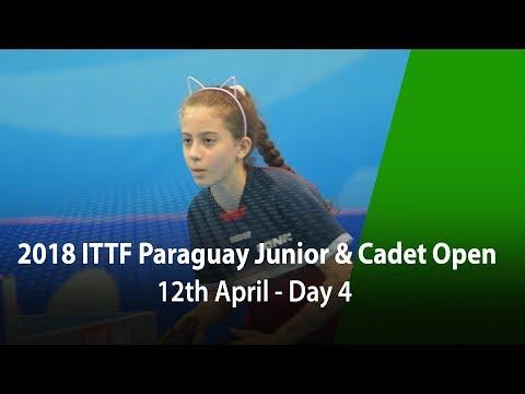 2018 Paraguay Junior & Cadet Open - Day 4