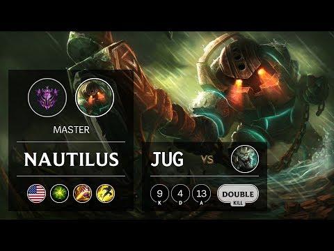 Nautilus Jungle vs Rengar - NA Master Patch 9.19
