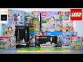 2018 November Lego Set Haul - Disney, Friends, Juniors, Architect and City Toy Shopping Good Deals