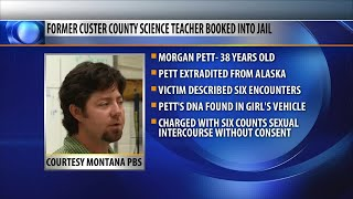 Ex Miles City teacher in jail on suspicion of sex with student