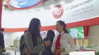 Интервью РГ-Девелопмент - 36 выставка недвижимости ''Недвижимость от лидеров''