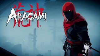 Aragami | Trailer and Gameplay - Coming Fall 2016 for PS4 and PC