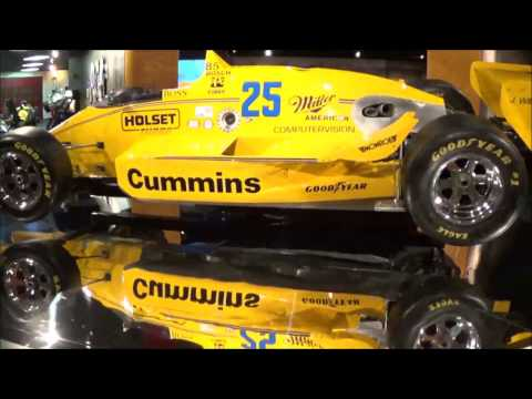 Unser Racing Museum 2017 With Al Unser