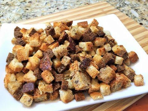 Жареный хлеб с чесноком — рецепт с фото пошагово