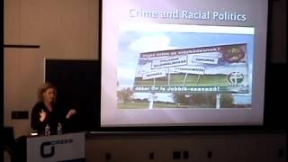 Gypsycriminality and the Racial Politics of Punishment in Central Europe