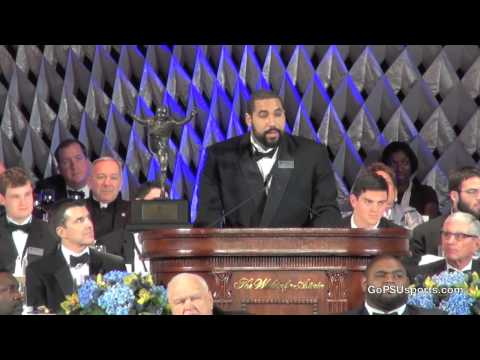 Penn State Football - John Urschel Wins 2013 Campbell Trophy
