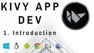 Gambar cover Kivy Intro - Mobile and Desktop App Dev w/ Python