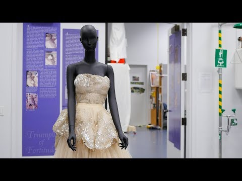 Venus by Christian Dior: The Journey of a Dress
