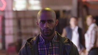 الاسطورة - اول لقاء بين ناصر الدسوقي وعصام بعد خروجه من السجن - محمد رمضان