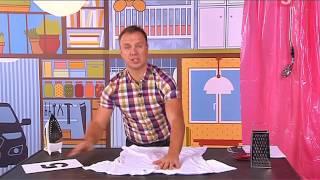 Как сделать дизайнерский рисунок на одежде