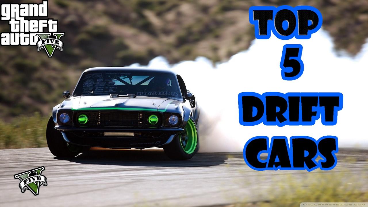 Gta Top Drift Cars Youtube