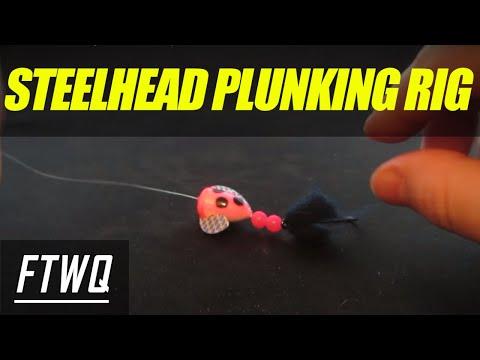 Steelhead Fishing Setup: How To Catch Steelhead Plunking With Spin N Glos!