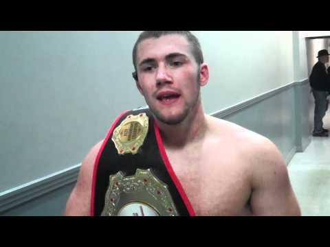 John Bartlett Post Fight Interview - Rumble at the Roseland 57