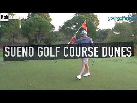Sueno Golf Course Dunes
