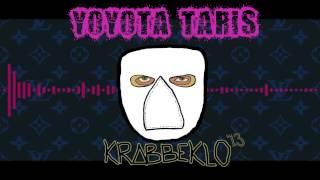 YOYOTA TARIS - KRABBEKLO 2013 (NISEKS PÅ PIKKEN) (FEAT. FOXY ANNA)