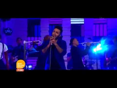 Aston Merrygold performing Get Stupid (Live on Good Morning Britain) (GMB)