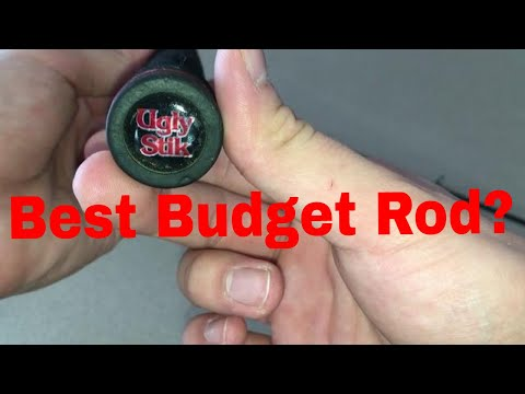 Ugly Stik GX2 Review - Best Budget Rod EVER?