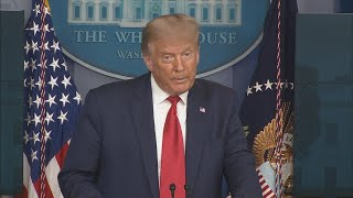 09/10/20: President Trump Holds a News Conference