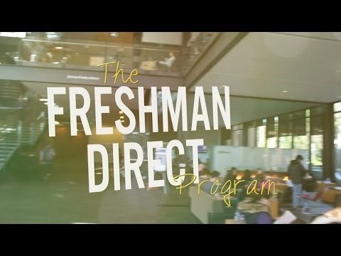 UW Foster School of Business Freshman Direct Program